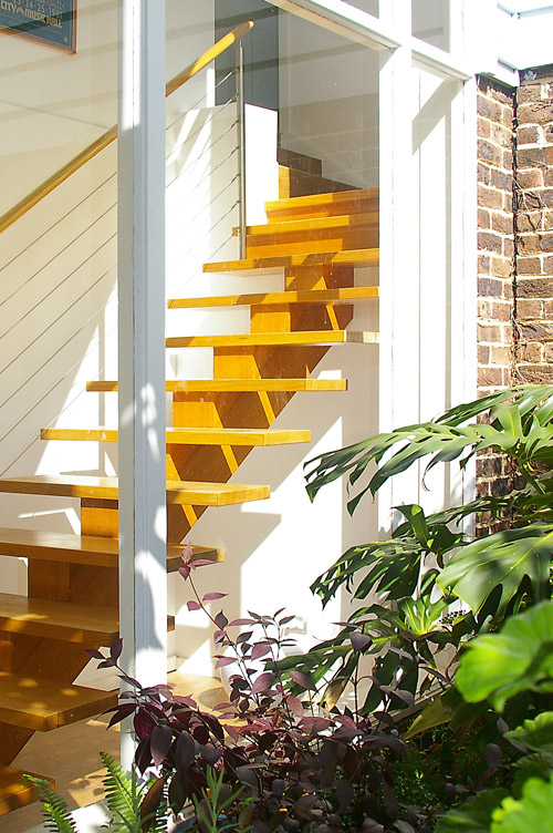 residential staircase design sydney