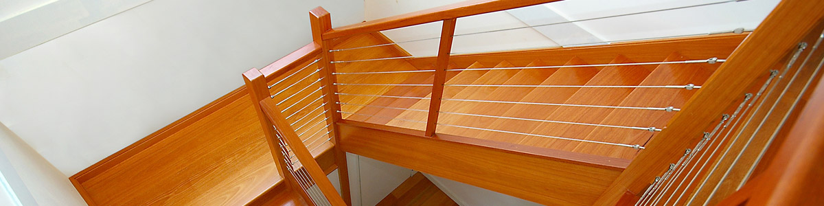 timber staircases northern beaches